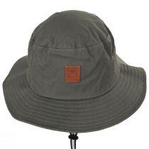 Alpha Canvas Cotton Bucket Hat alternate view 10