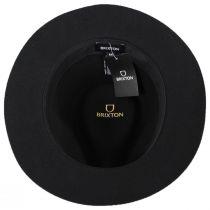 Messer Stingy Brim Wool Felt Fedora Hat alternate view 4