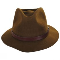 Messer Stingy Brim Wool Felt Fedora Hat alternate view 6
