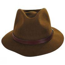 Messer Stingy Brim Wool Felt Fedora Hat alternate view 14