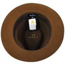 Messer Stingy Brim Wool Felt Fedora Hat alternate view 16