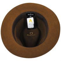 Messer Stingy Brim Wool Felt Fedora Hat alternate view 24