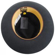 Solitaire Wool Felt Fedora Hat alternate view 12