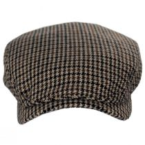 Houndstooth Cashmere Earflap Ivy Cap alternate view 2