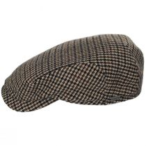 Houndstooth Cashmere Earflap Ivy Cap alternate view 8