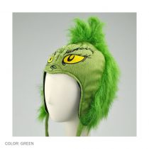 The Grinch Peruvian Beanie Hat alternate view 2
