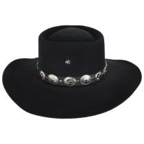 Ellsworth Wool Felt Western Hat alternate view 10