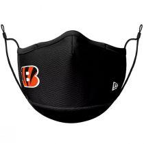 Bengals Team Color Face Cover and Filter alternate view 2