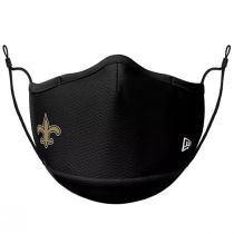 Saints Team Color Face Cover and Filter alternate view 2