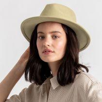 Messer Natural Wool Felt Fedora Hat alternate view 15