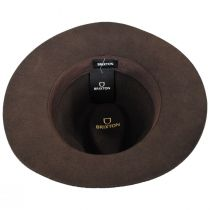 Wesley Brown Wool Felt Fedora Hat alternate view 4