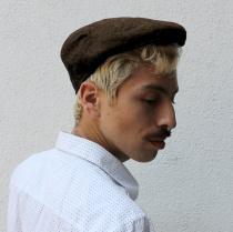Troubadour Tweed Wool Blend Ivy Cap alternate view 5