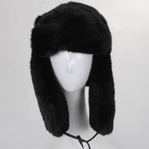 Faux Fur Trapper Hat alternate view 2