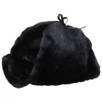 Faux Fur Trapper Hat alternate view 25