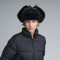 Faux Fur Trapper Hat alternate view 28