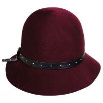 Vanessa Wool Felt Cloche Hat alternate view 14