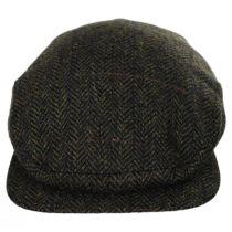 Fabian Earflap Herringbone Wool Ivy Cap alternate view 2