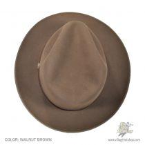 Roadster Fur Felt Vintage Fedora Hat