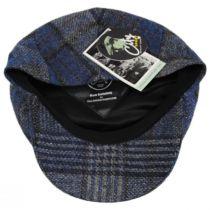 British Mix Plaid Wool Ivy Cap alternate view 4