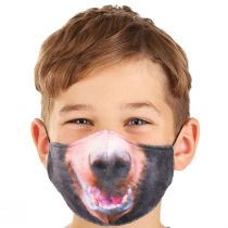 Bear Dye Sublimated Face Cover alternate view 2