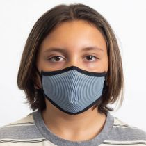 Youth Antimicrobial Cotton Blend Face Cover alternate view 6