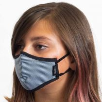 Youth Antimicrobial Cotton Blend Face Cover alternate view 8