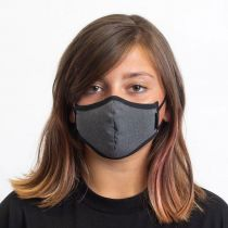 Youth Antimicrobial Cotton Blend Face Cover alternate view 3