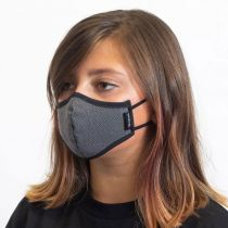 Youth Antimicrobial Cotton Blend Face Cover alternate view 4