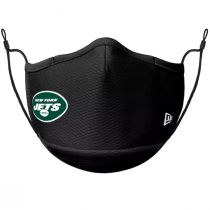 Jets Team Color Face Cover and Filter alternate view 2