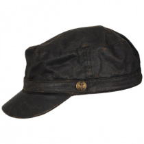 Weathered Cotton Army Cadet Cap alternate view 3
