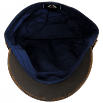 Weathered Cotton Army Cadet Cap alternate view 4