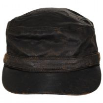 Weathered Cotton Army Cadet Cap alternate view 8