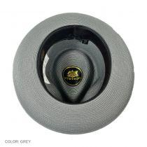 Stratoliner Milan Straw Fedora Hat alternate view 12
