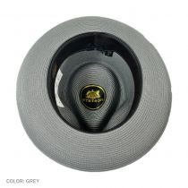 Stratoliner Milan Straw Fedora Hat alternate view 48