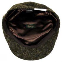 Magee Dark Green Tweed Lambswool Ivy Cap alternate view 12