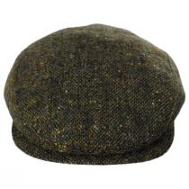 Magee Dark Green Tweed Lambswool Ivy Cap alternate view 14
