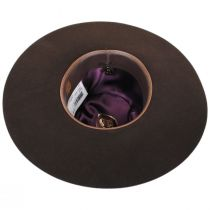 Smith Fur Felt Open Crown Western Hat alternate view 5