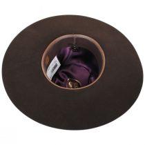 Smith Fur Felt Open Crown Western Hat alternate view 15