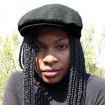 Troubadour Tweed Wool Blend Ivy Cap alternate view 54