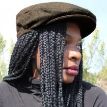 Troubadour Tweed Wool Blend Ivy Cap alternate view 6
