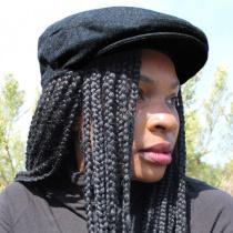 Troubadour Tweed Wool Blend Ivy Cap alternate view 48
