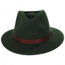 Messer Wool Felt Fedora Hat alternate view 10