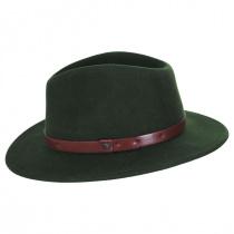 Messer Wool Felt Fedora Hat alternate view 11