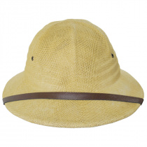 Toyo Straw Pith Helmet alternate view 2