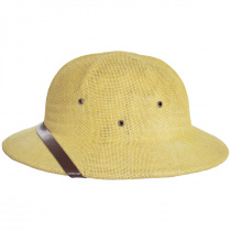Toyo Straw Pith Helmet alternate view 3
