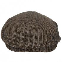 Hooligan Herringbone Wool Blend Ivy Cap alternate view 32