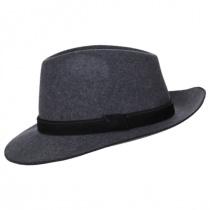 Gabriel Crushable Wool Felt Fedora Hat alternate view 18