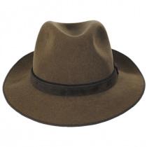 Gabriel Crushable Wool Felt Fedora Hat alternate view 2