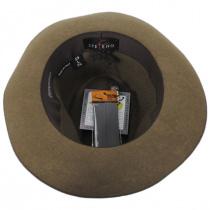 Gabriel Crushable Wool Felt Fedora Hat alternate view 19