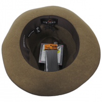 Gabriel Crushable Wool Felt Fedora Hat alternate view 24